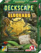 Abacusspiele Deckscape - Das Geheimnis von Eldorado, Escape Room Spiel, Kartenspiel