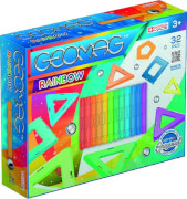 GEOMAG RAINBOW 32 Teile